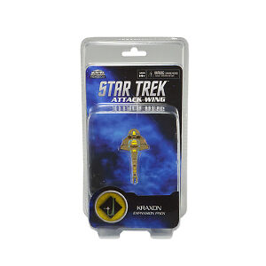 Star Trek Attack Wing. Kraxon Expansion Pack. New and Sealed in Pack.