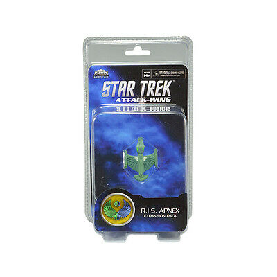 Star Trek Attack Wing. R.I.S. Apnex Expansion Pack. New and Sealed in Pack.