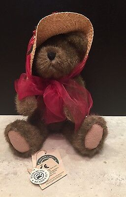 """Boyds Bear Collection """"Auntie Higgenthorpe"""" - 918452"""