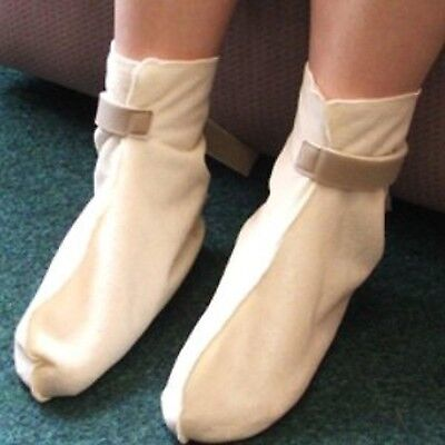 THERMAL BED SOCKS From Bayliss Mobility by Kozee Komforts Size 7-11