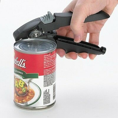 EZ Squeeze One-hand Can Opener. Mobility Aid.