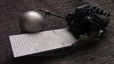 "Robot Wars Rare Sir Killalot complete with ball and ramp apr 5""-6"""