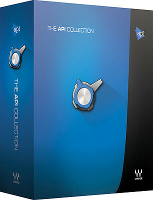 Waves API Collection - V9 AU VST AAX RTAS (Download)  *NEW*