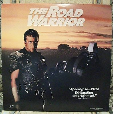 Mad Max 2 Aka The Road Warrior Laser Disc