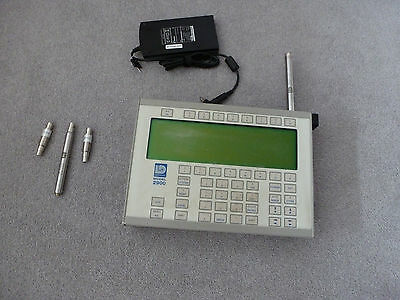 Larson Davis 2900 2 channel real time analyser with FFT, Octave & 1/3 octave