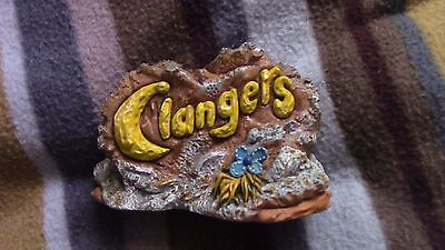 Robert Harrop The Clangers collection display plaque figure