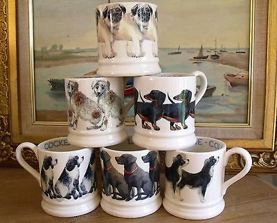 Emma Bridgewater - Terrier  1/2 Pint Mug -