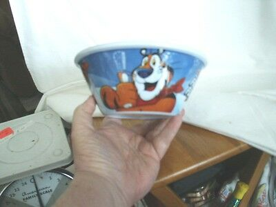 Kellogg's Frosted Flakes Cereal Character Bowl Tiger The Tiger NEW