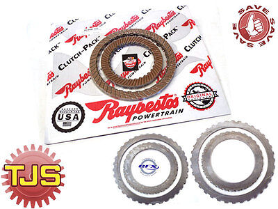 .for VW & Audi DSG7 DL501-7Q 0B5 S-tronic Raybestos Clutches+ GFX Steels Kit