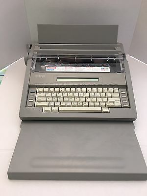 BROTHER Electric typewriter word processor GX-9500 Daisy Wheel Correction Ribbon