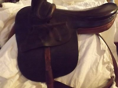 antique ladies sidesaddle completely redone and rideable