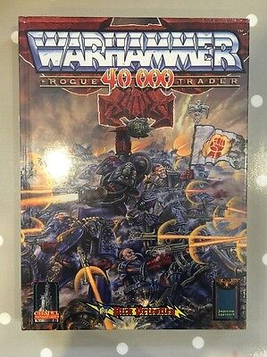 warhammer world exclusive rogue trader Rulebook Reprint Will Post International