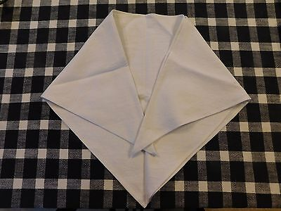 Colonial Williamsburg 18th Century Linen Fichu Modesty Scarf NEW Costume Dress