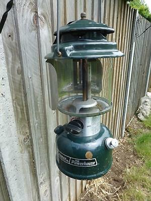 COLEMAN  POWER HOUSE  290A  Lantern Reflector Funnel And New MANTLE
