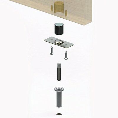 Fantom Magnetic Door Stop Solution, Door Wedge, Stoppy, Hardware, Ironmongery