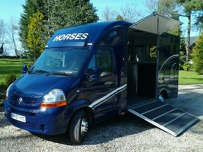3.5 T  Coachbuilt New Build Horseboxes - You Supply The Vehicle
