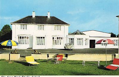 THE ANNER HOTEL THURLES TIPPERARY IRELAND IRISH POSTCARD by MOUNT SALUS PRESS
