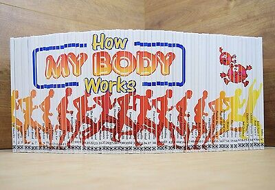 * How My Body Works * (Orbis) - Full 67 Books Collection. Play & Learn 1994
