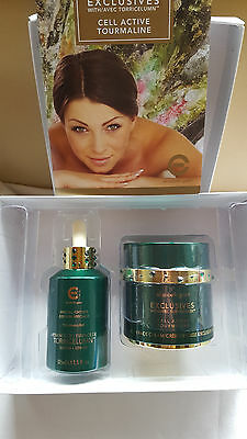 Elisabeth Grant EXCLUSIVES Cell Active Tourmaline  2-tlg Geschenkset 205 ml NEU