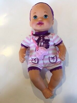 """2013 Little Mommy Baby Doll 12"""" with Pacifier"""