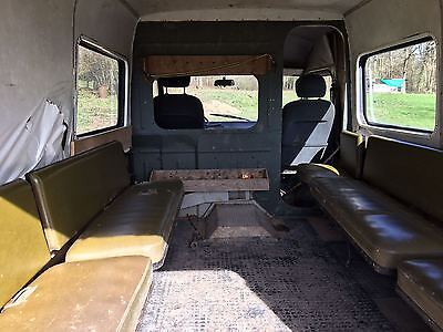 Shoot Vehicle / Gun bus / Beaters Wagon / Restoration project