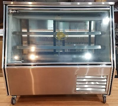 """Leader 60"""" Refrigerated Deli Case - Model HDL60 - Made in USA"""
