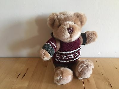 Hiking Bear Soft Plush Teddy Toy Collectable - The Teddy Bear Collection