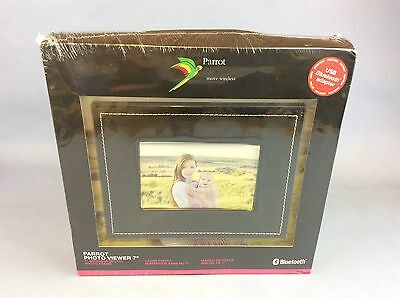 "Parrot 7"" Wireless Digital Photo Frame"
