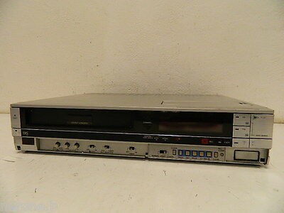Sharp Vc-585Ns Videoregistratore Per Pezzi Video Cassette Recorder #t546
