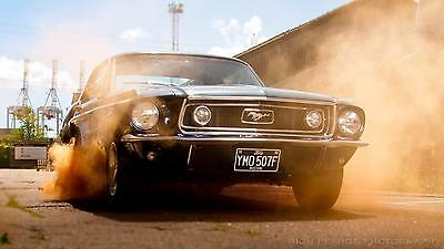 1968 Ford Mustang 302cu V8 Coupe Manual Stunning Bodywork Mechanical Refresh