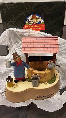 Robert Harrop Camberwick Green CGMB6 Windy Miller & the Wishing Well Music Box