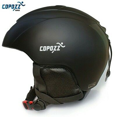 COPOZZ Ski Helmet  Integrally-molded Snowboard helmet Men WomenSkatingSkateboard