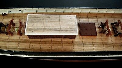 Revell Cutty Sark - wood deck for model, 1:96