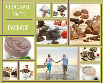 Ideal Protein Compatible!  Chocolate Lovers Package!!