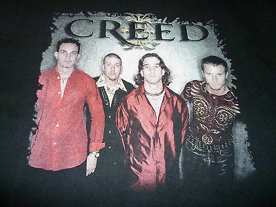 Greed Vintage Tour Sirt ( Used SizeL Missing Tag ) Good Condition!!!