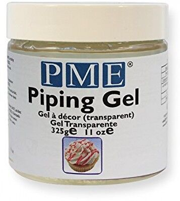 PME 325g Piping Gel for Baking Glaze Cupcake Cake Icing Decorating Sugarcraft
