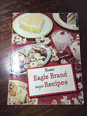 Borden's Eagle Brand Magic Recipe Vintage 1946