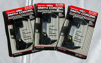 Lot of 3 Smith Corona H21560 Correcting Cassette Lift-Off Same as H63412