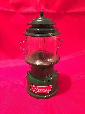 Vintage Avon Coleman Deep Woods Lantern Empty Collectible Bottle Cologne