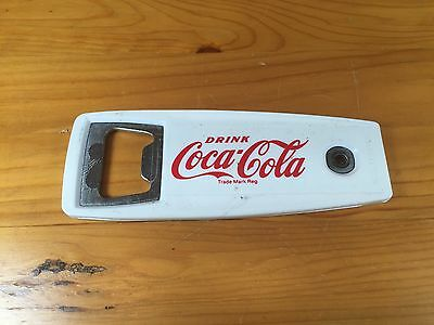 Vintage Coca-Cola Bottle Opener Coke Soda Pop Beverage Central Made In Canada
