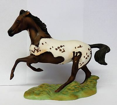 Franklin Mint, The Great Horses of the World, Appaloosa.