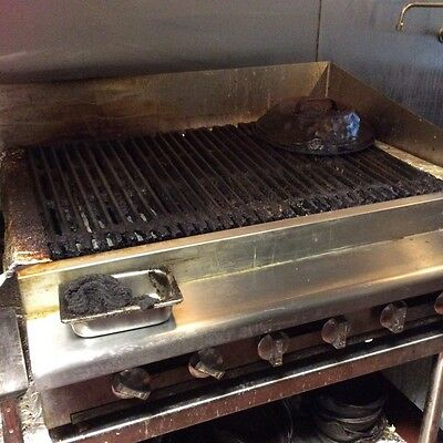 Imperial Grill Restaurant Equipment Industrial Commercial Business Restaurant