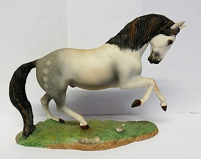 Franklin Mint, The Great Horses of the World, Andalusian.
