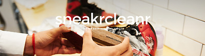 Sneaker Trainer Shoe Cleaning Website Business for Sale