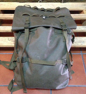 Swiss Army Military Backpack Rucksack Good Condition Waterproof Material