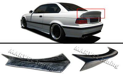 Bmw 3 Series E36 2 Door Coupe Csl Look  Rear Boot Trunk Spoiler  Ducktail