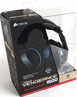 Corsair Vengeance 1500 7.1 Surround USB Headset