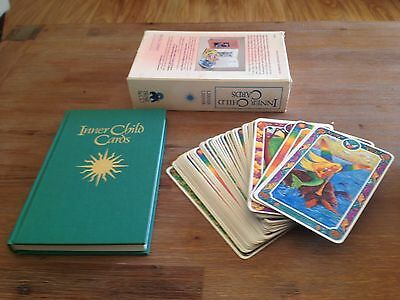 Inner Child TAROT Cards A Journey Into Fairy Tales Myth & Nature - BOOK & Cards