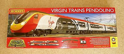 Hornby R115 Virgin Trains Pendolino Set - NEW