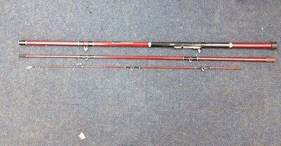 Vintage DAM Minor Match 2395-300 Fishing Rod 3pc 10ft / 3m + Carrying Case